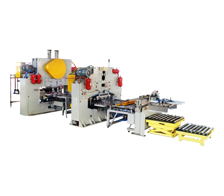 2-Piece Can Making Machine